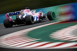 Análisis: Racing Point mejor que Mercedes en las curvas rápidas