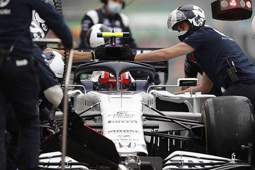 هوندا تقوم بتغيير محرك سيارة غاسلي قبل سباق المجر