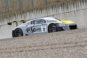 GT Italiano, Vallelunga, Libere 1: Audi subito in testa