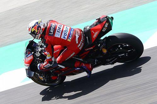 """Dovizioso: """"Possiamo migliorare correndo di nuovo a Jerez"""""""