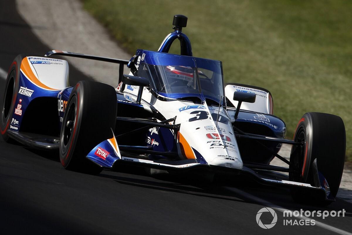 Сато во второй раз выиграл «Инди 500»