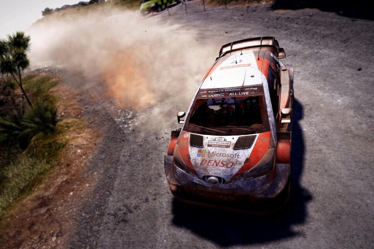 GR Yaris do wygrania w eSports WRC