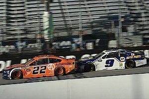 """Dale Earnhardt Jr """"loves"""" rivalries like Elliott, Logano"""