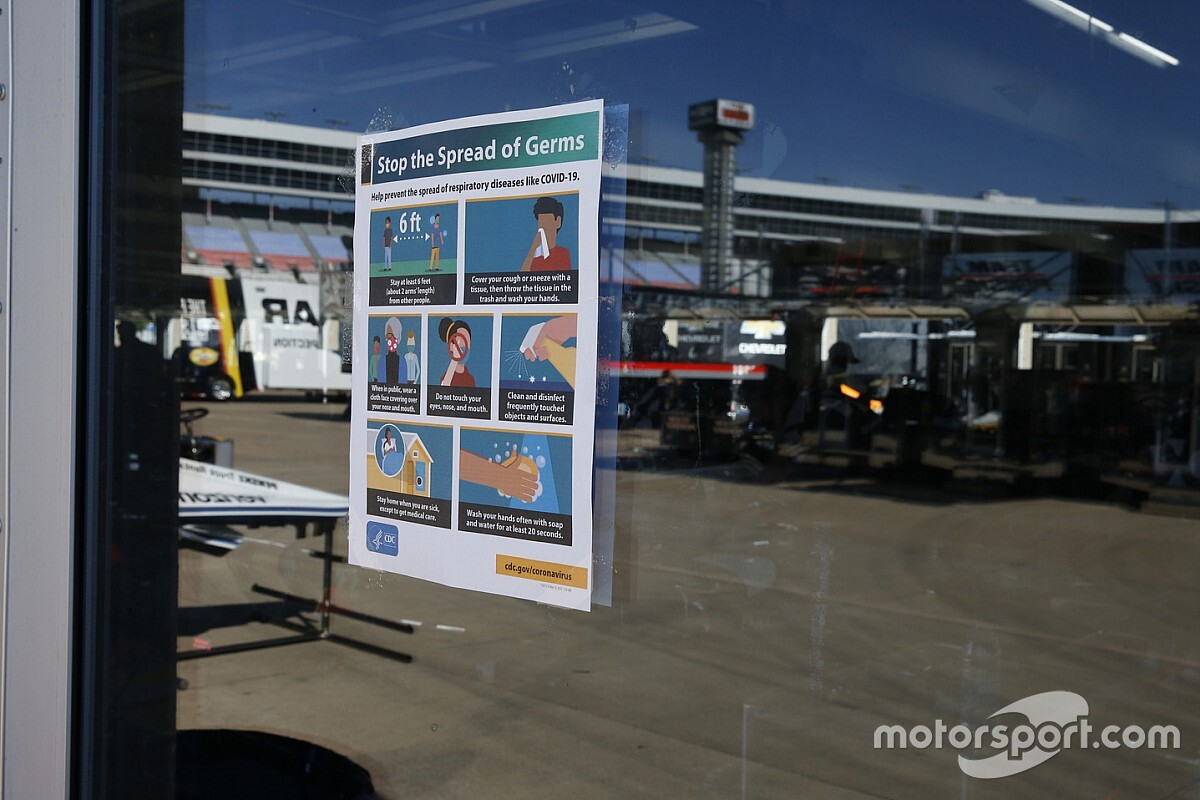 IndyCar striving to be adaptable to ever-changing restrictions