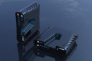 A PS5 úgy nézhet ki, mint egy menő űrhajó a Star Trekből