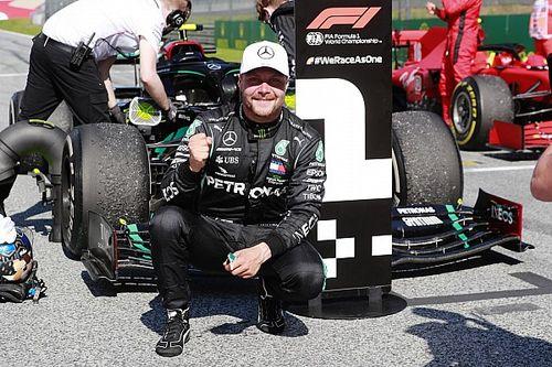 F1: Bottas vence na Áustria após polêmica entre Hamilton e Albon