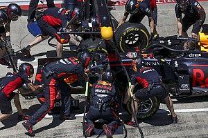 A Red Bull alkatrészenként ellenőrizte a technikát: megvan a hiba