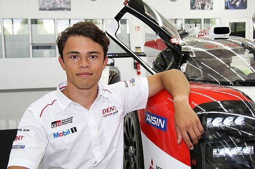 De Vries kierowcą Toyoty