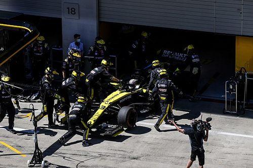 """Ricciardo: """"Motoru korumak için yarışı bırakmak zorundaydık"""""""