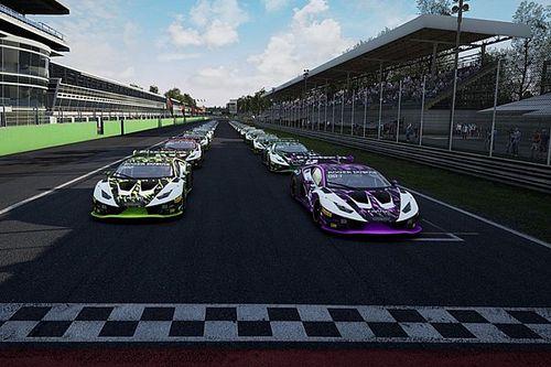 Lamborghini debutta nel circuito degli eSports con The Real Race