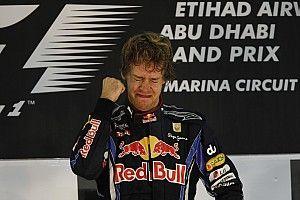 """El primer mundial de Vettel; el """"casi"""" de Alonso y Ferrari"""