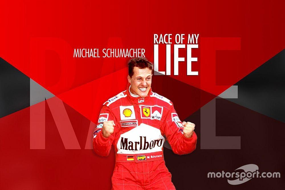 Race of my life: Michael Schumacher on 2000 Japanese GP