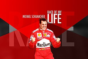 Race of my life: Michael Schumacher on 2000 Japanese GP