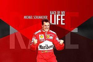 La carrera de mi vida: Michael Schumacher en Japón 2000