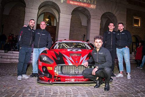 GT Italiano: AB Corse Motorsport con una Maserati in GT4 Light