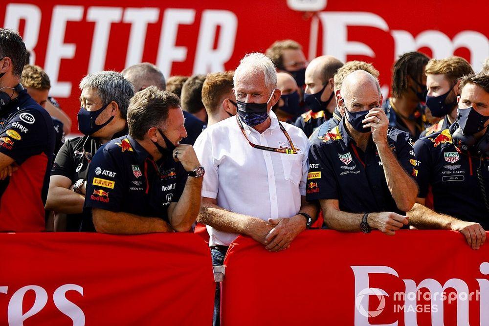 """Marko: """"Verstappen'i en genç şampiyon yapabiliriz"""""""
