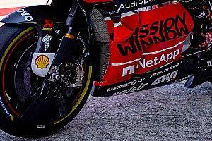 """Ducati: inedita pinza dei freni Brembo con il """"calorifero"""""""