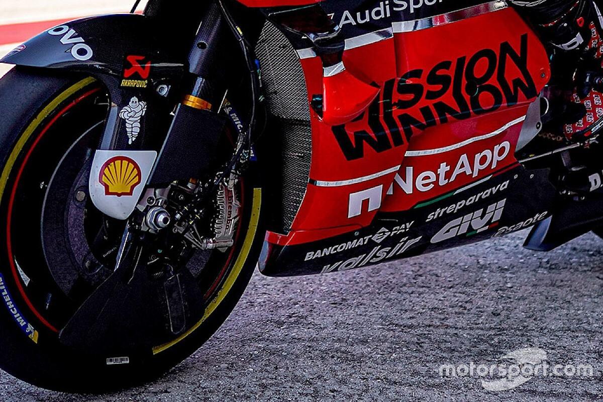 Las evoluciones técnicas de Ducati en Misano