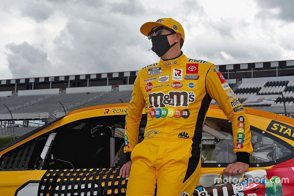 """Kyle Busch """"struggling right now"""" not contending for race wins"""