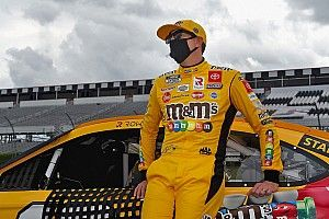 "Kyle Busch ""struggling right now"" not contending for race wins"