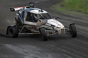 Kajetanowicz za kierownicą CrossKarta