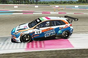 TCR Europe SIM Racing: Nagy è protagonista anche al Paul Ricard
