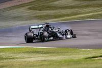 Mercedes : Le DAS n'a joué aucun rôle dans les problèmes de pneus