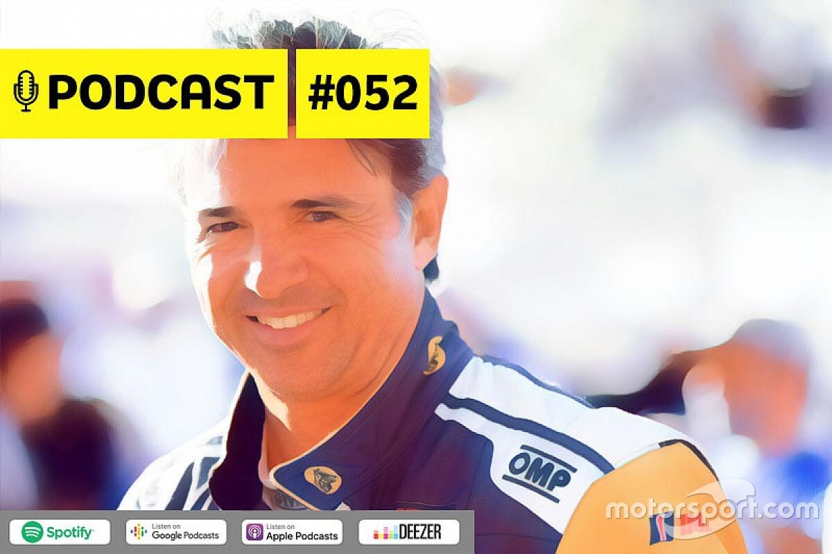 Podcast #052 – Entrevista com Christian Fittipaldi: rivalidade com Barrichello no kart, os anos na F1 e o acidente em Monza