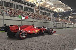 F1 Esports: Ferrari Akan Incar Gelar Juara Konstruktor