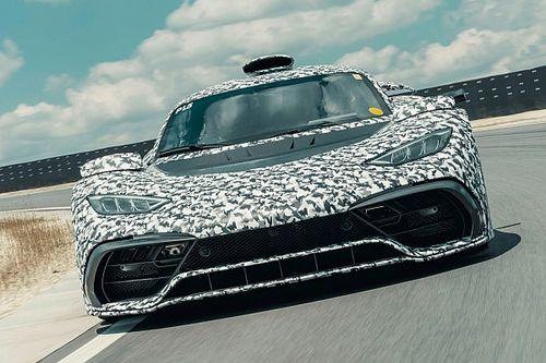 Mercedes-AMG Project ONE, un video ne svela il sound