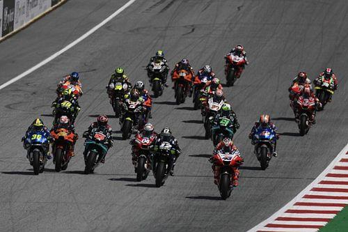 MotoGP-F1 Tagar Balap Terpopuler di Indonesia Sepanjang 2020