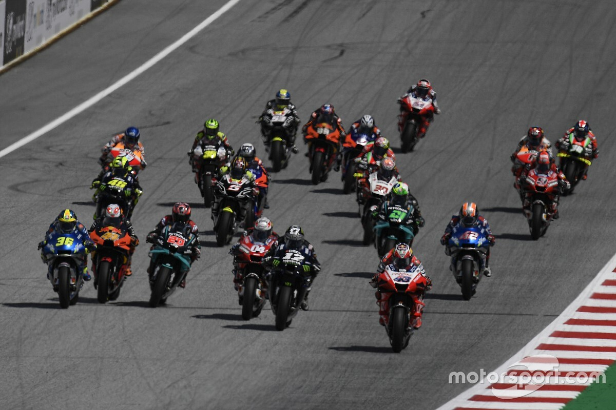 La baja de Márquez deja un Mundial de MotoGP de saldo