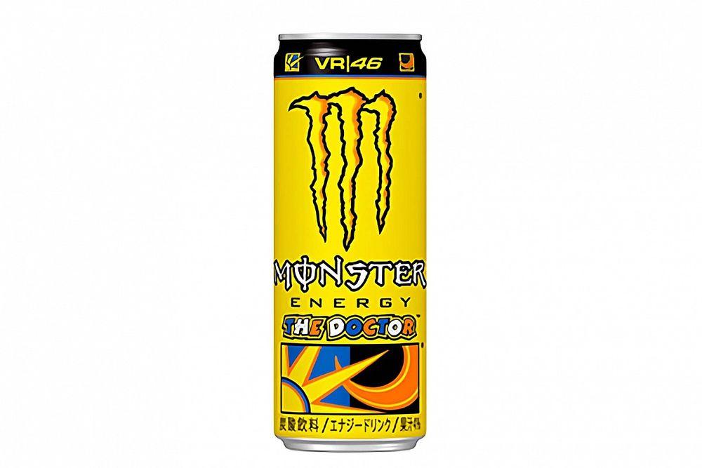 モンスターエナジー『ロッシ缶』が日本再上陸。10月12日から全国で発売