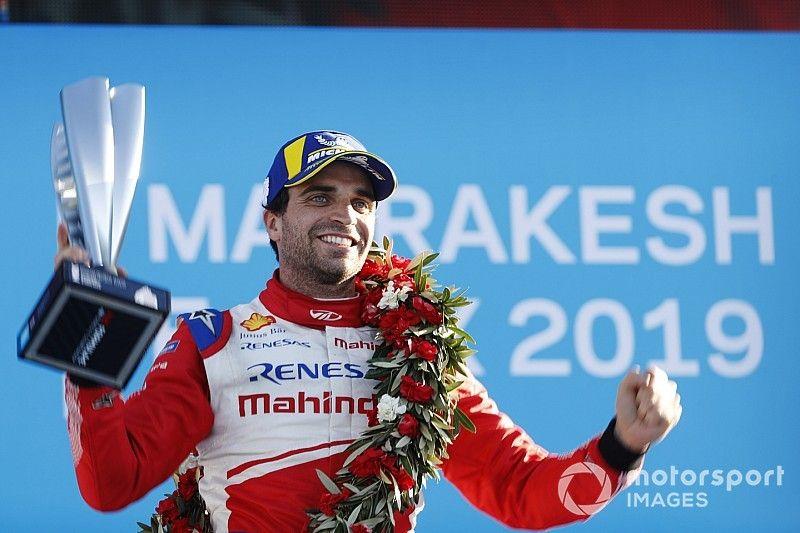 Formel E Marrakesch: Großes Drama bringt Jerome D'Ambrosio den Sieg
