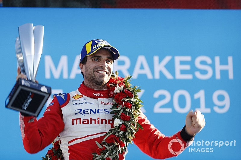 Marrakesh E-Prix: BMW implosion hands d'Ambrosio victory