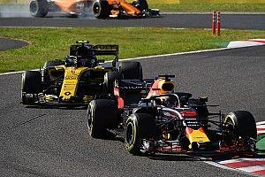 "Ricciardo test snub shows Red Bull ""afraid"" - Renault"