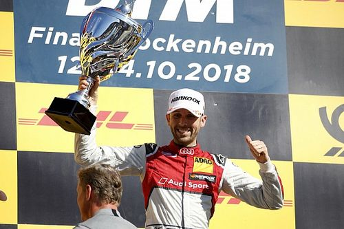 "Rene Rast vor DTM-Finale: ""Mercedes hat die Hosen voll!"""