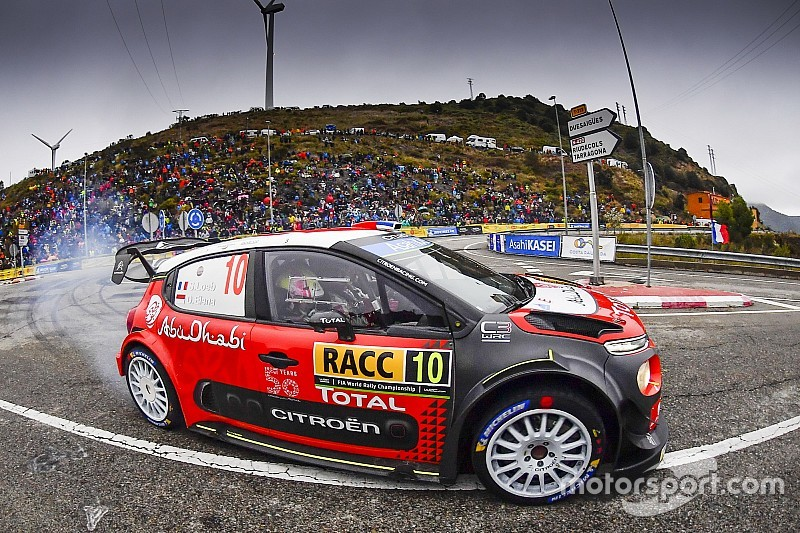 Citroen could revive third car for Loeb/Breen