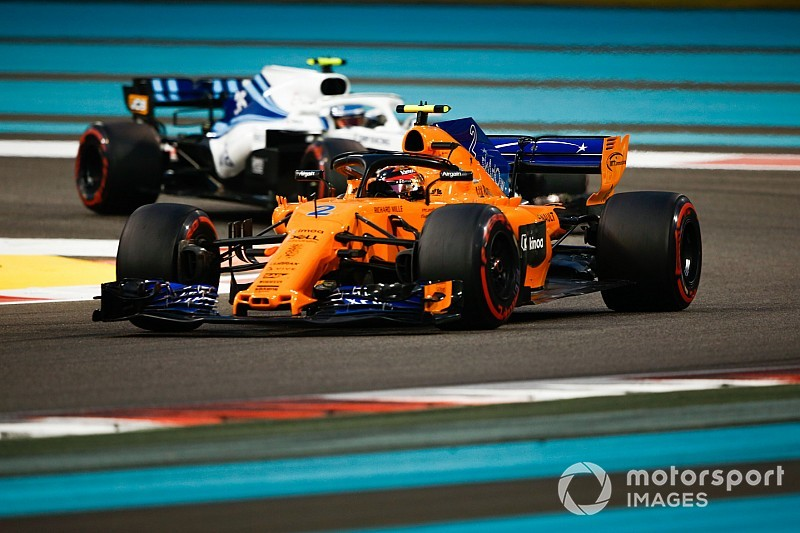 "Brawn: McLaren, Williams declines show F1 has ""no mercy"""