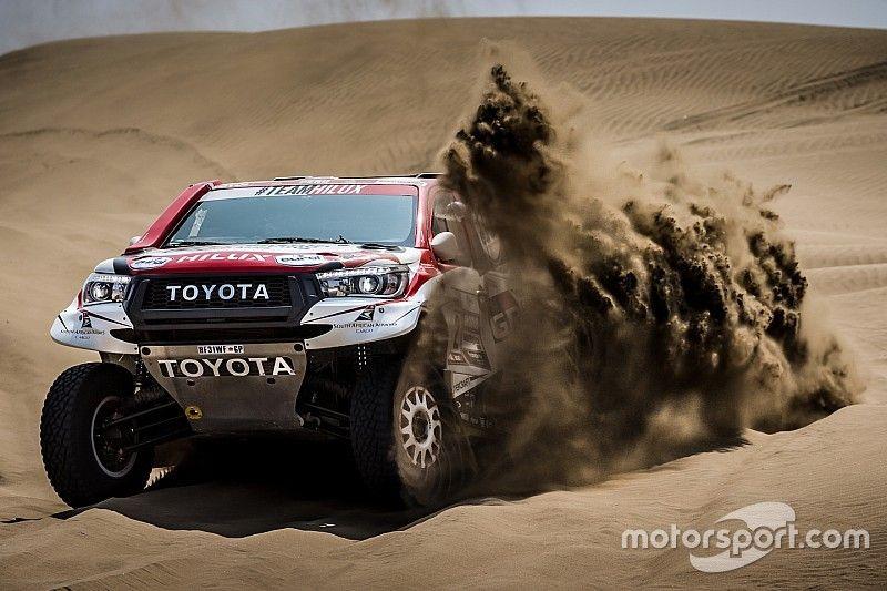 """Toyota: """"Este año debemos ganar el Dakar"""""""
