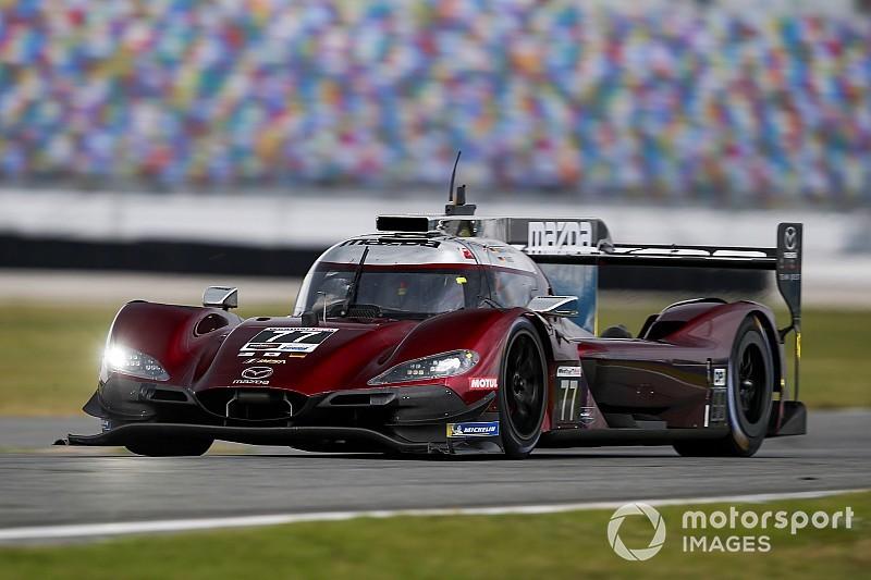 """""""Ein Meilenstein"""": Mazda fühlt sich nach Daytona-Rekord bestätigt"""