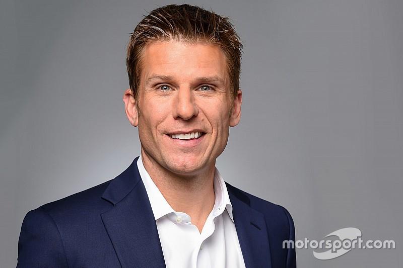 """Jamie McMurray llega a un """"mundo completamente nuevo"""" como analista de NASCAR en TV"""