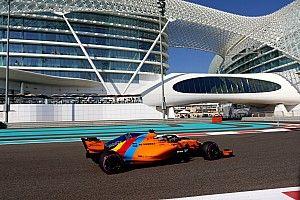"""Alonso, sobre probar el McLaren 2019: """"Todo es hablarlo, seré parte del equipo"""""""