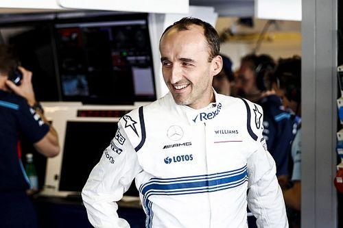 Kubica: meta não é só chegar, mas sim permanecer na F1