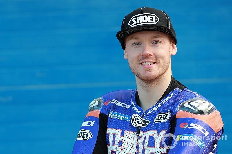 Smith de retour en Moto2 à Silverstone