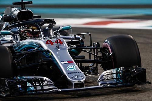 Volledige uitslag derde training Grand Prix van Abu Dhabi Formule 1