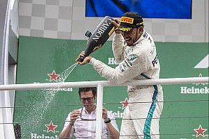«Мотор сломается на следующем круге». Вольф рассказал, как Хэмилтон едва не потерял победу в Сан-Паулу