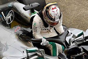 """Hamilton: """"Difficile de prendre la bonne décision dans ces conditions"""""""