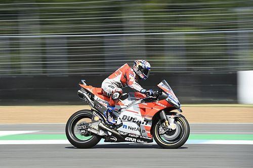 MotoGP, Buriram, Libere 4: Dovizioso precede Marquez, ma sono lì anche le Yamaha