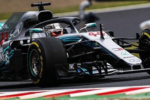 F1, Suzuka, Libere 3: Hamilton si conferma, ma le Ferrari si sono avvicinate